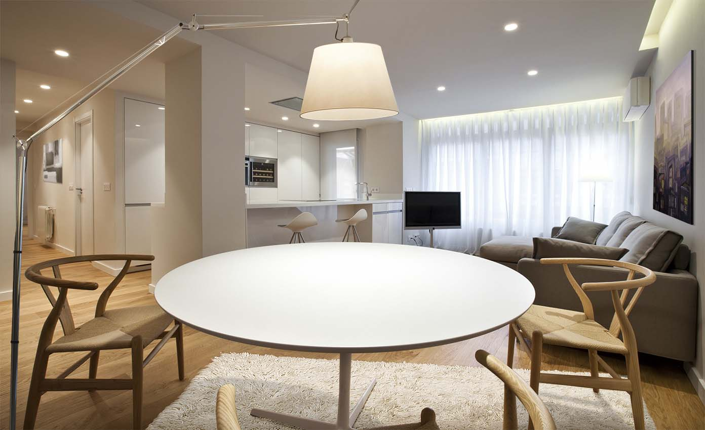 Apartamento el carmen fotos de interiorismo felguera - Proyectos de interiorismo online ...