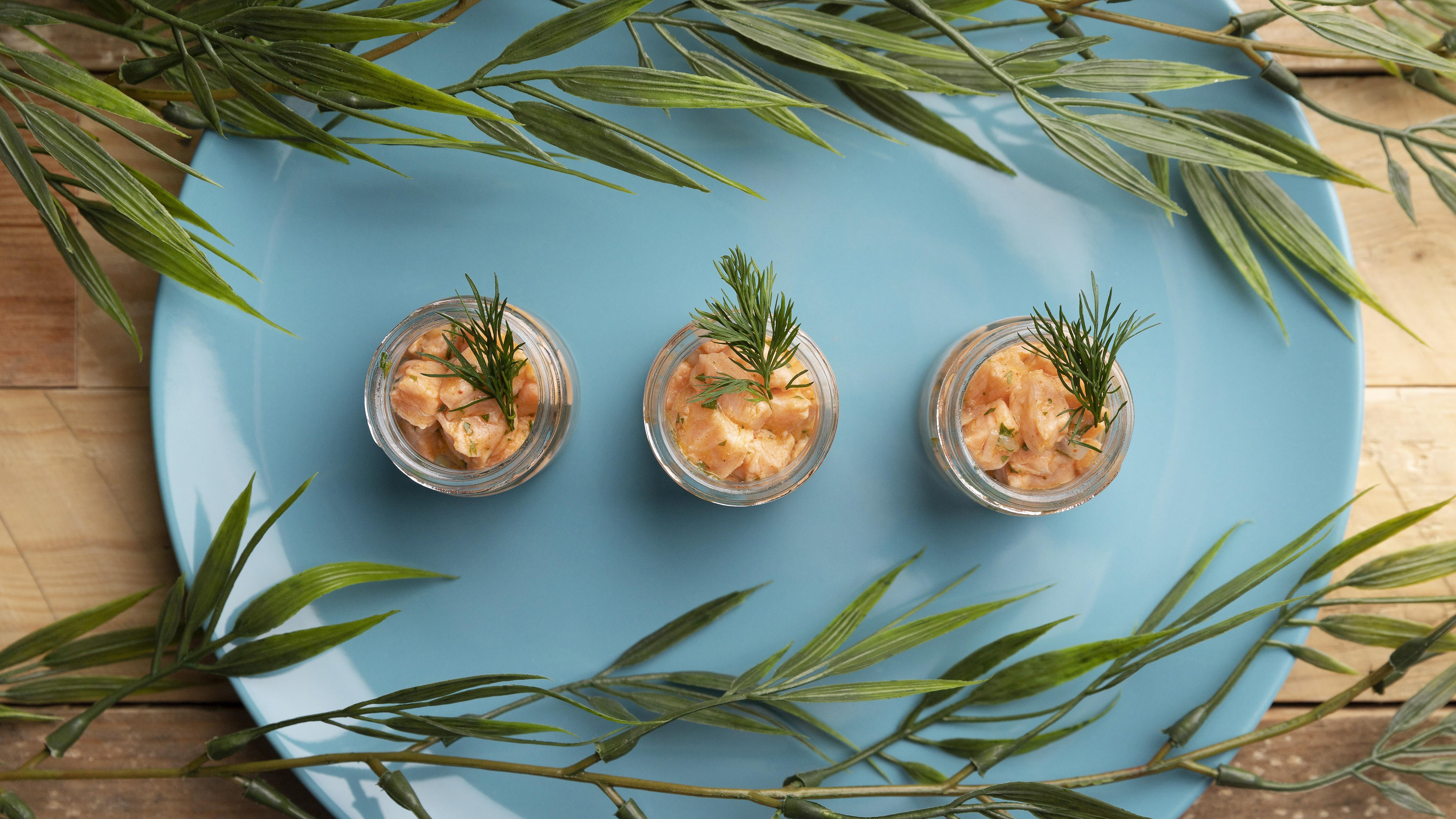 Fotografía de alimentación: La Seu Catering
